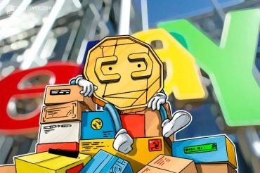 San dau gia truc tuyen eBay cho phep mua ban NFT - anh 1